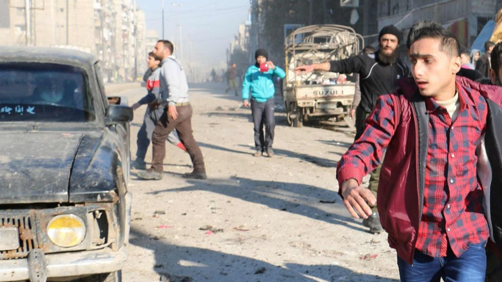 Syria conflict: Powers divided over ceasefire