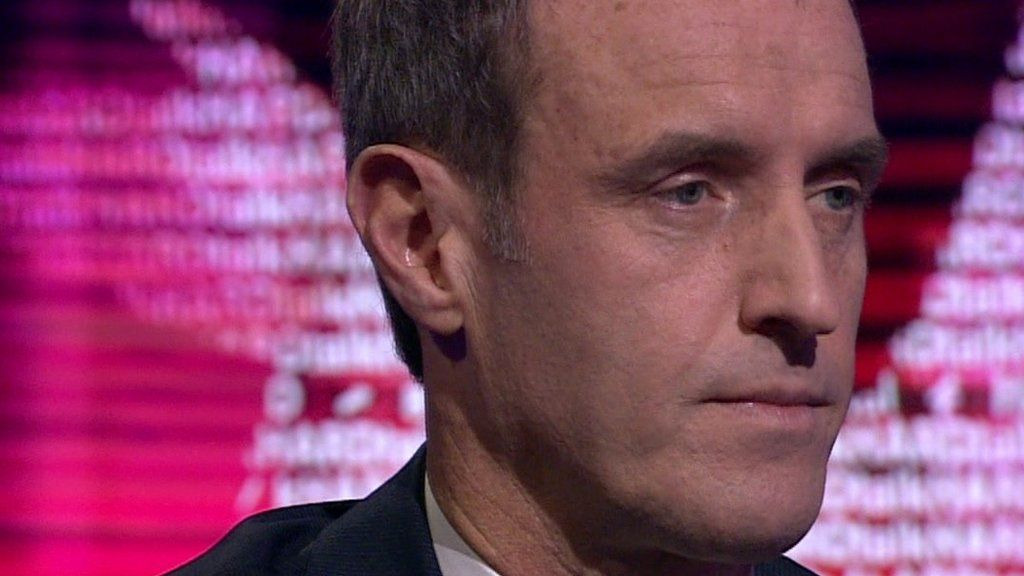 Europol chief's warning over Brexit