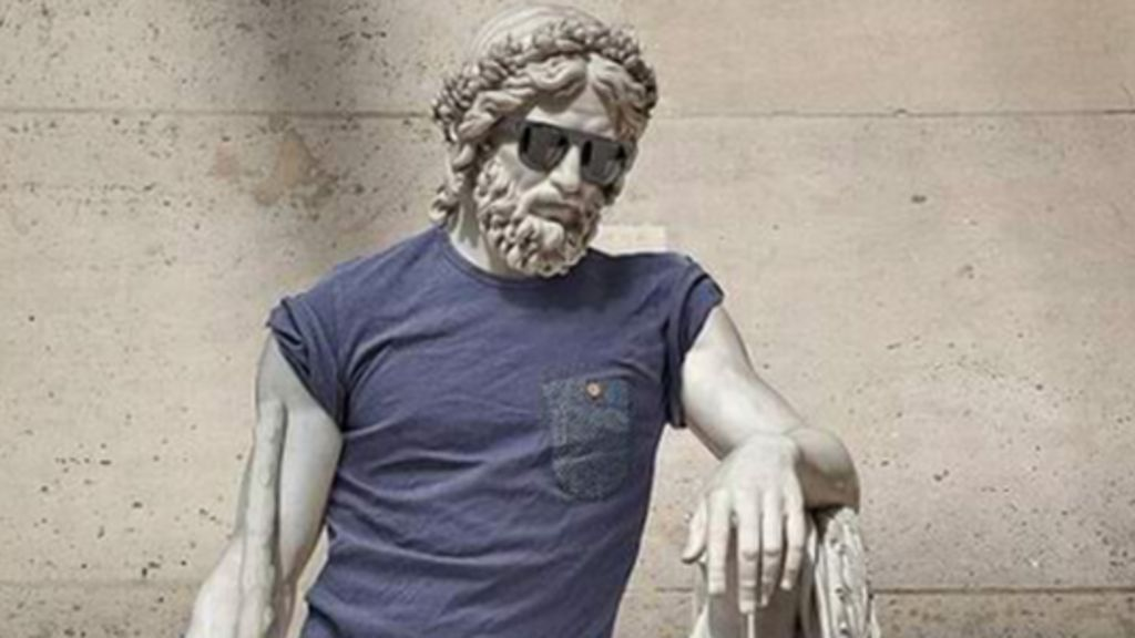 Covering up nude statues: Iranians say thanks but no thanks to Italy ...