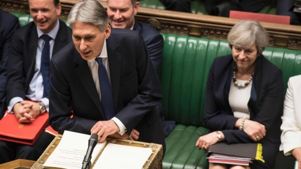 Budget 2017: Reaction to Philip Hammond's statement