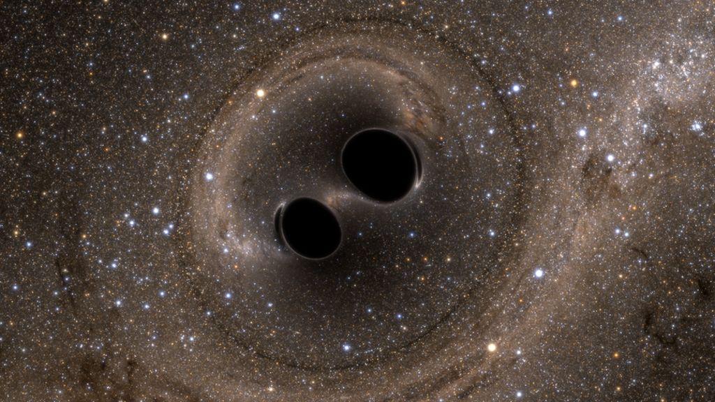 einsteins gravitational waves seen from black holes
