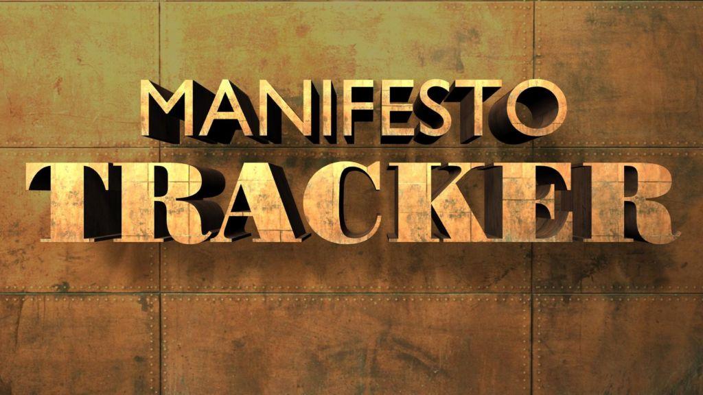 Manifesto Image: Daily And Sunday Politics Manifesto Tracker: Education