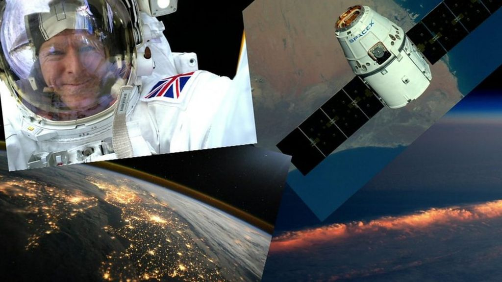 Tim Peake: The UK astronaut's best photos and comments ...