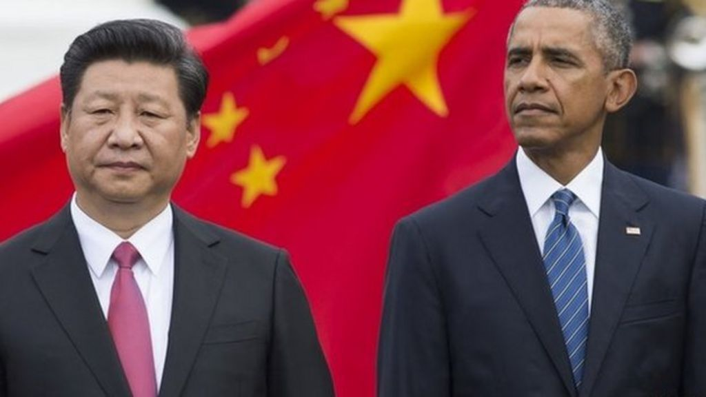 China remains biggest challenge for US - BBC News