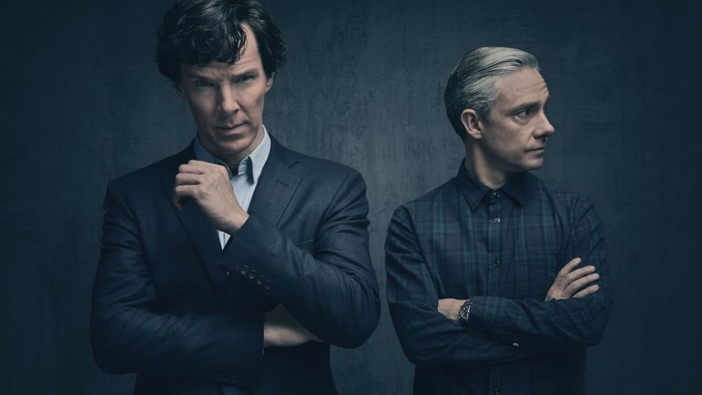 Sherlock finale ratings hit all-time low - BBC News