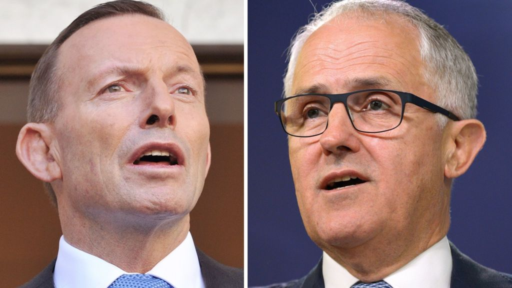 Australian PM Tony Abbott ousted by Malcolm Turnbull - BBC News