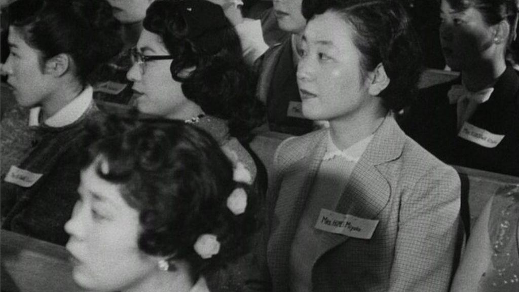Asian War Brides Came 35