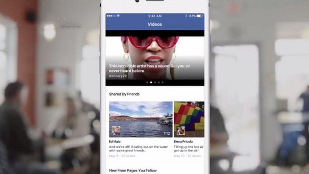 Bbc News Facebook: Facebook Readies Fresh Assault On YouTube