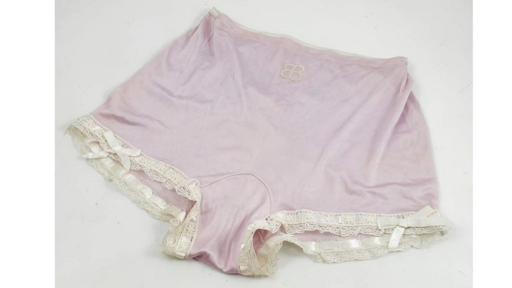 Image result for hitler's wife's knickers sold at auction image