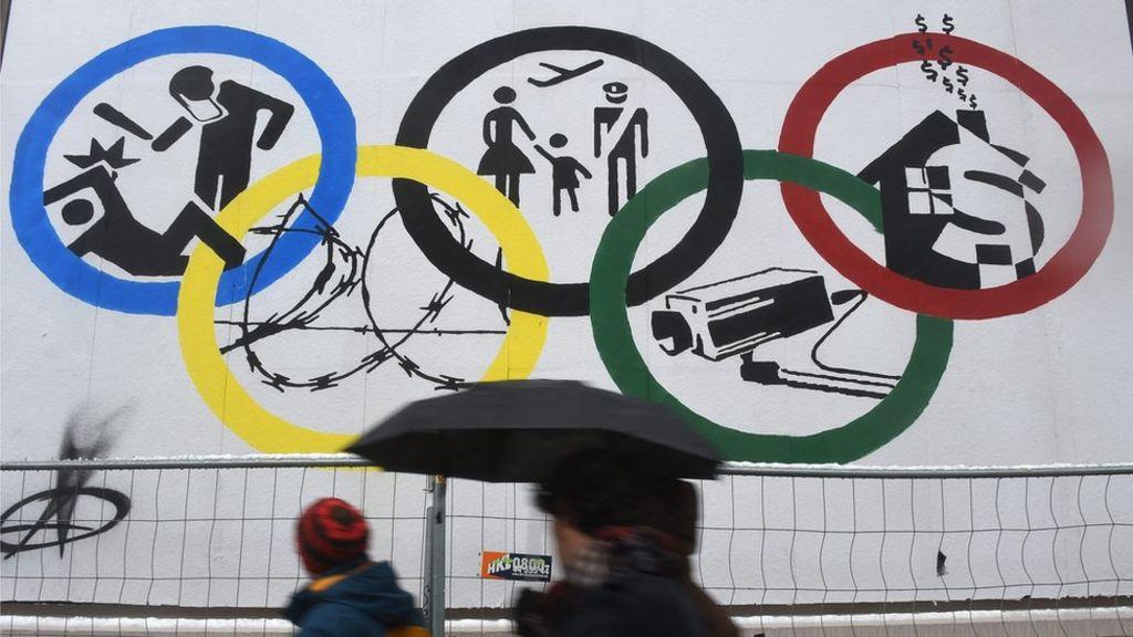 2024 Olympics: Hamburg says 'No' to hosting Games - BBC News