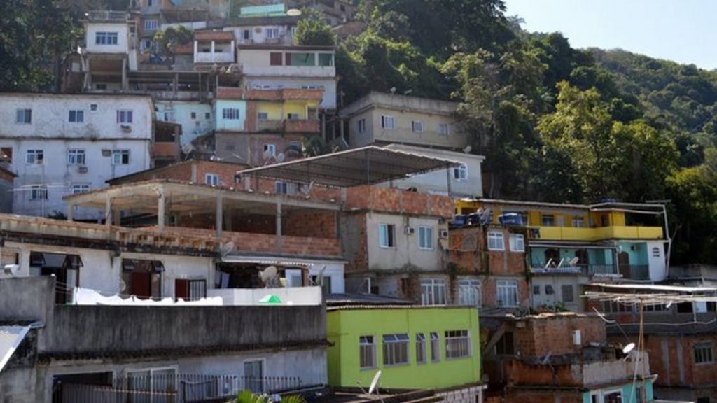 Rio's favelas to accommodate visitors to 2016 Olympics - BBC News