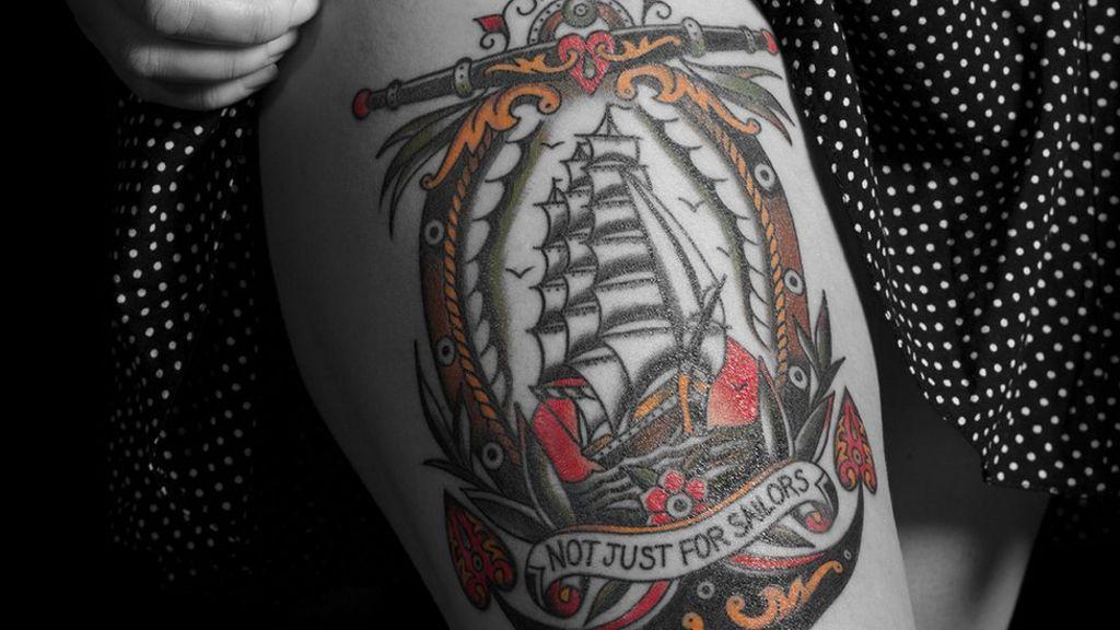 national maritime museum tattoo show opens bbc news