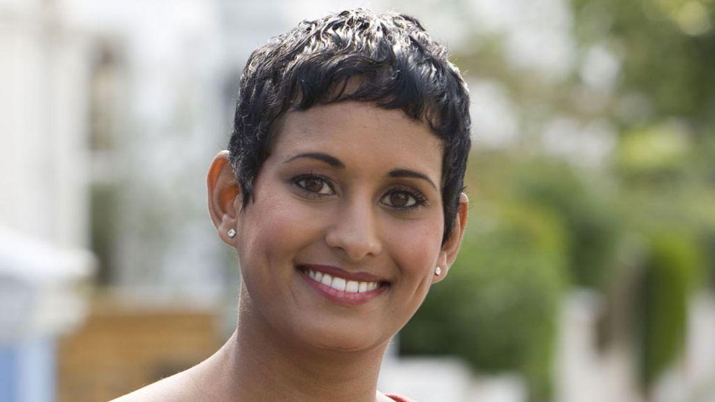BBC Breakfast presenter Naga Munchetty hits back at abusive Twitter 'idiots'