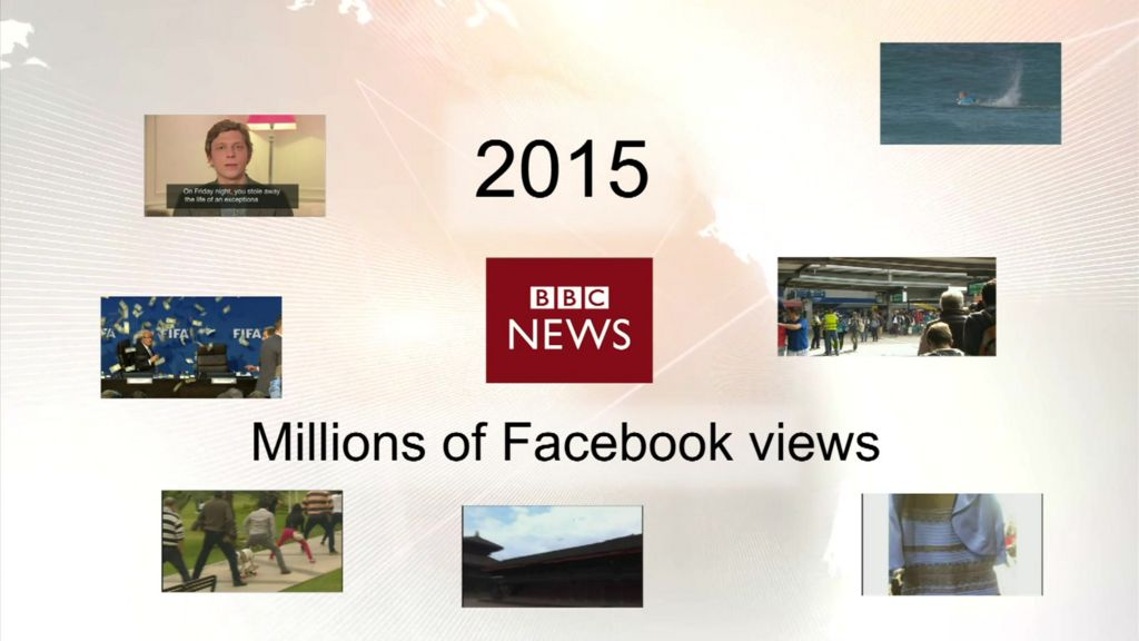 Bbc News Facebook: Most Watched BBC News Facebook Videos Of 2015