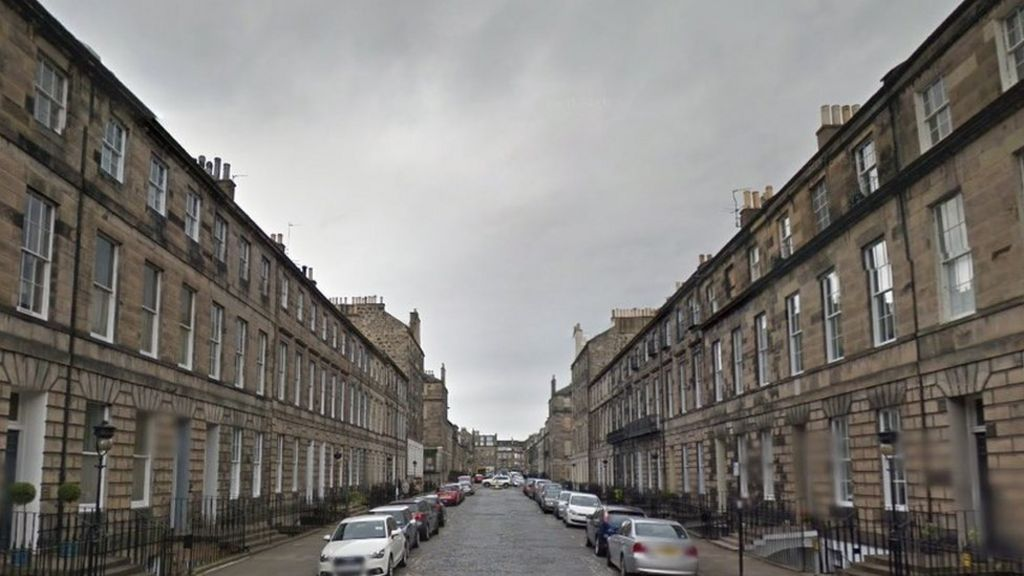 Edinburgh Street Named As Most Expensive For Houses In