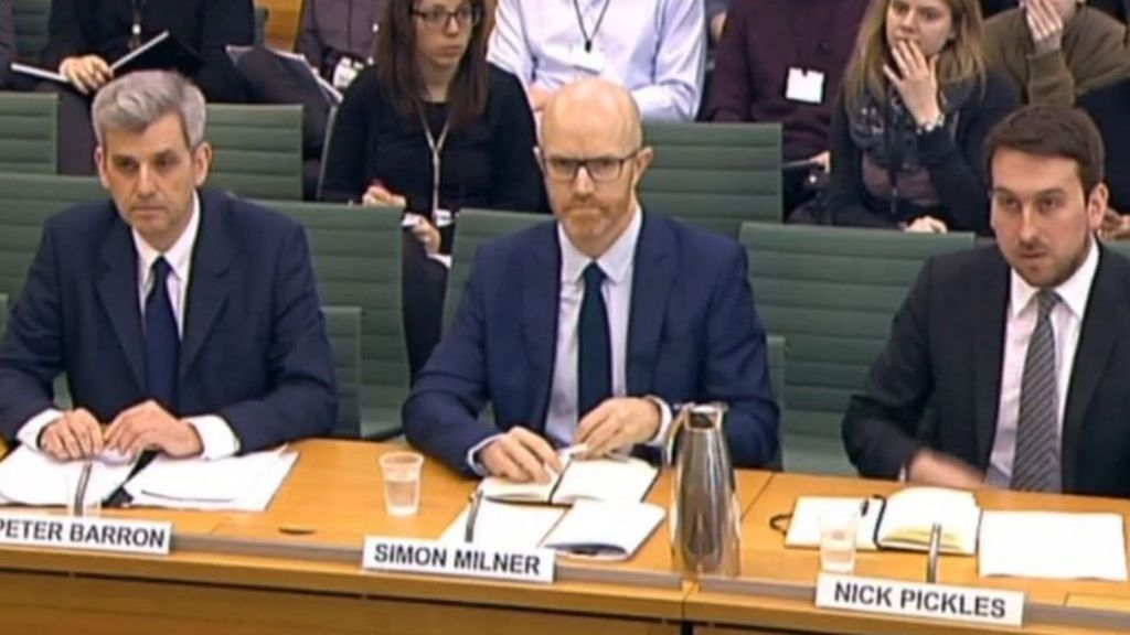 Facebook, Twitter and Google Grilled by MPs Over Hate Speech