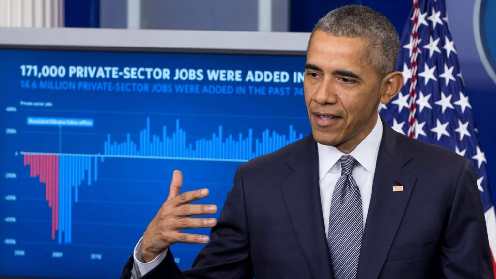 Barack Obama legacy: The president and the tale of US jobs