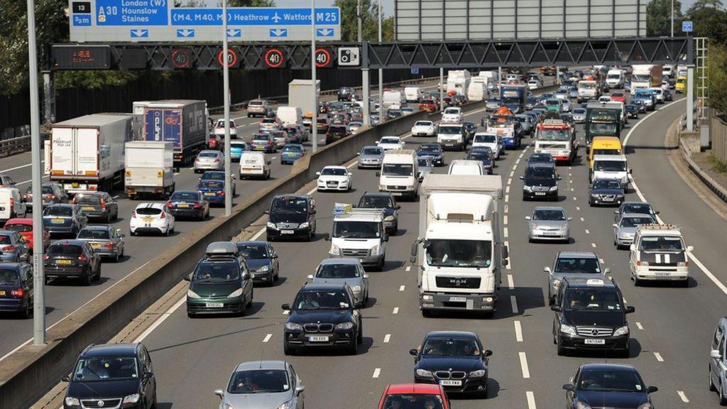 Traffic jams set to cost Leeds and Bradford drivers £2.6 billion