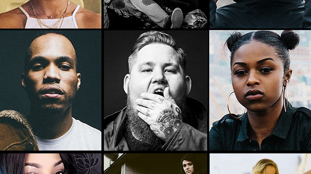 BBC Sound of 2017: Urban acts dominate longlist