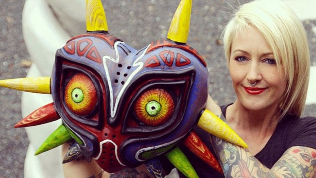 Artist griffon ramsey on the appeal of chainsaw carving