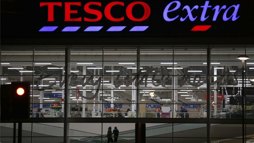 Tesco knowingly delayed payments