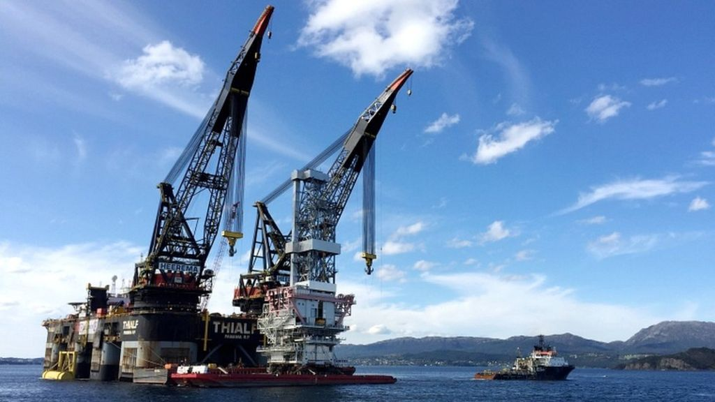 Norway oil: Environmentalists sue over oil exploration