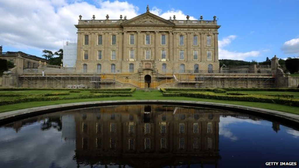 Chatsworth house hydroelectric power scheme approved for Home pictures images