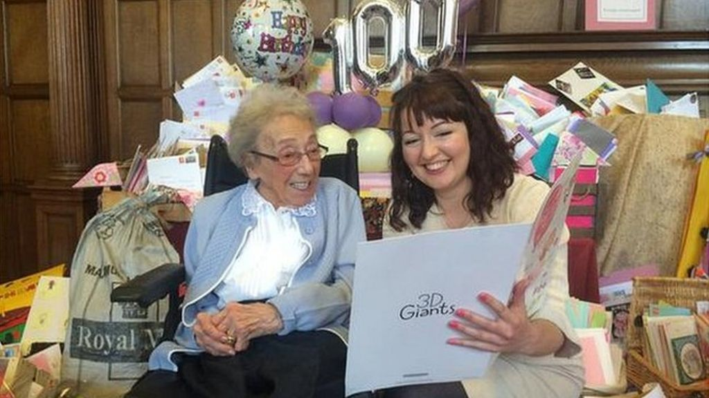 Birthday Card Appeal Woman Winnie Blagden Dies