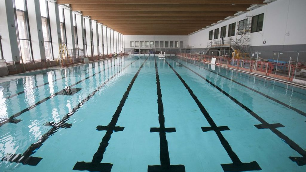 Opening Of Birmingham University 39 S 50m Pool And Sports Centre 39 Delayed 39 Bbc News
