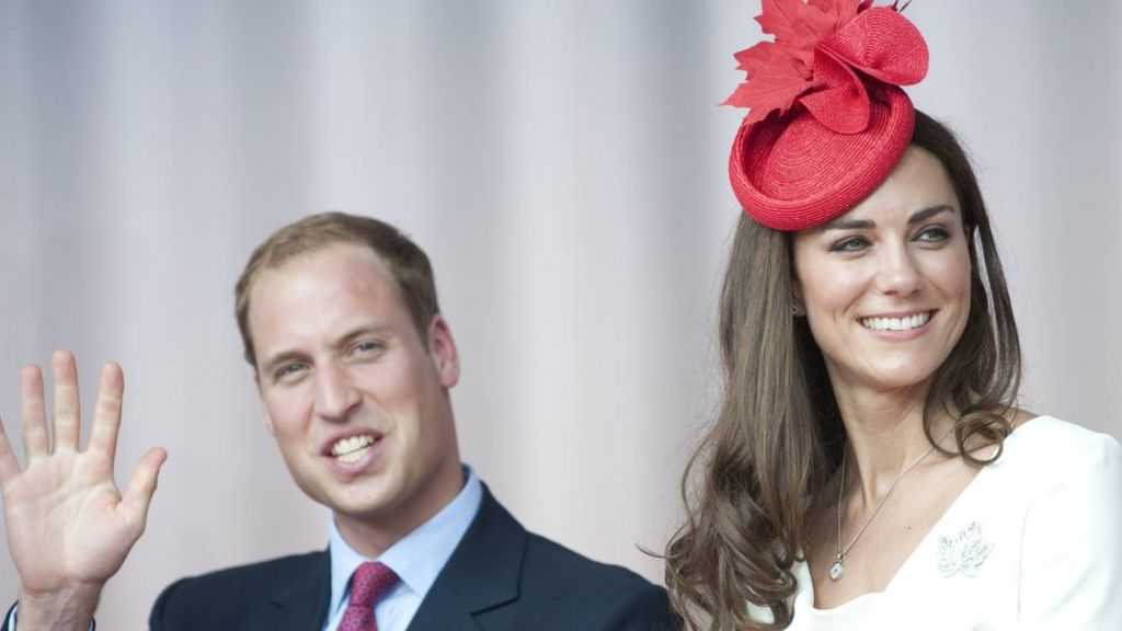 Duke and Duchess of Cambridge head to Paris for two-day visit - BBC News