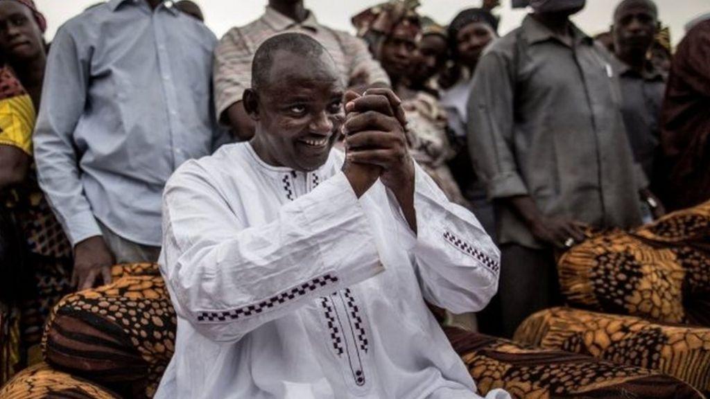 Gambia's Adama Barrow says shock win heralds 'new hope'