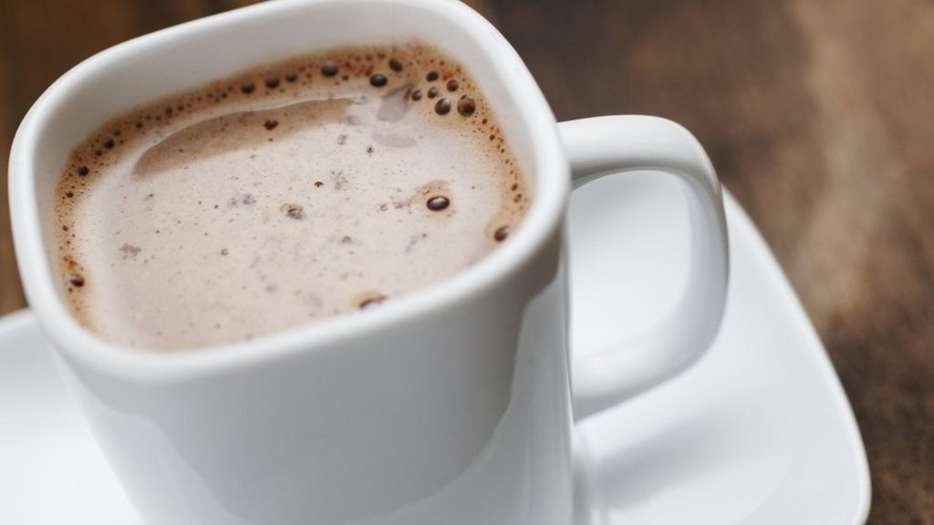 Hot chocolate serving 'has more salt than packet of crisps'