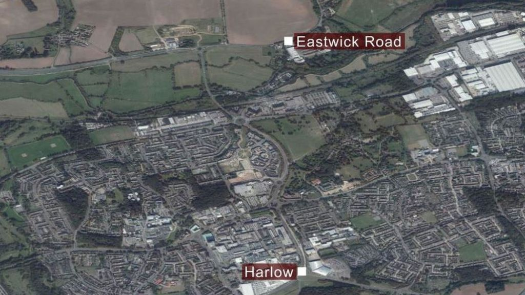 girls 13 rescued from waist deep mud near harlow bbc news. Black Bedroom Furniture Sets. Home Design Ideas