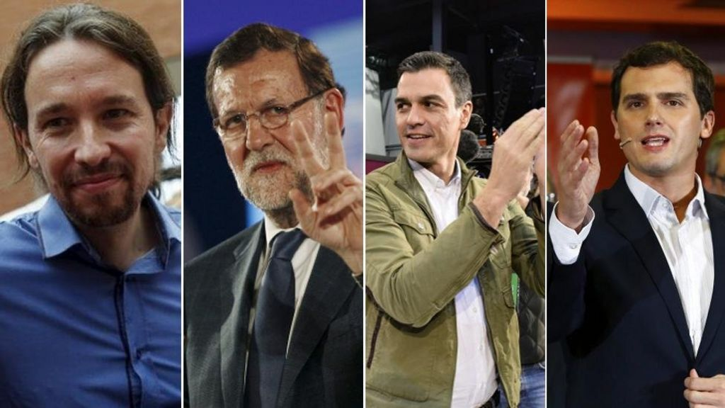 Spain election: New faces as campaigning kicks off