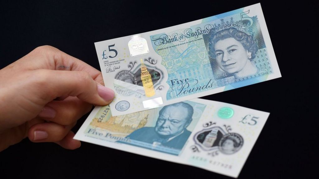 Bank looking to make £5 note meat free