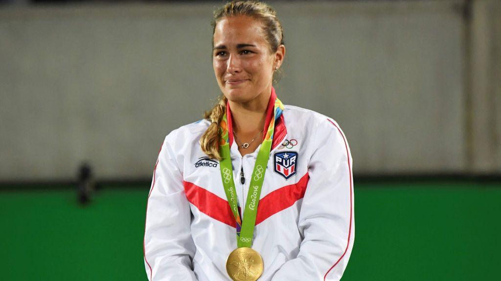 Monica Puig ese oro olimpico si se puede ver