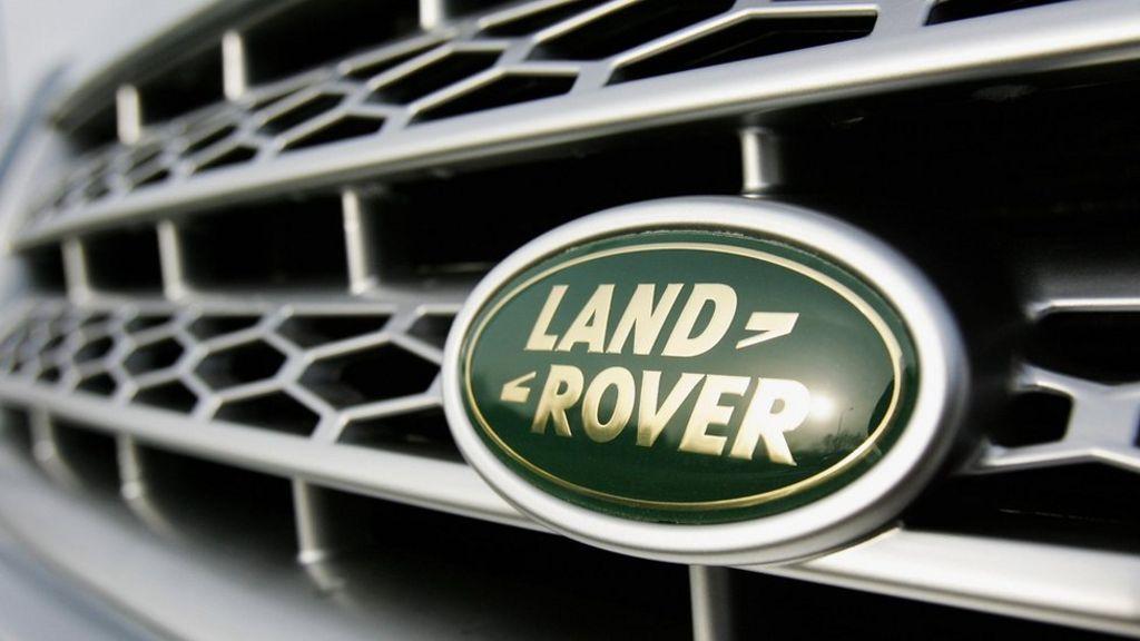 jaguar land rover solihull site has engines 'worth £3m' stolen - bbc