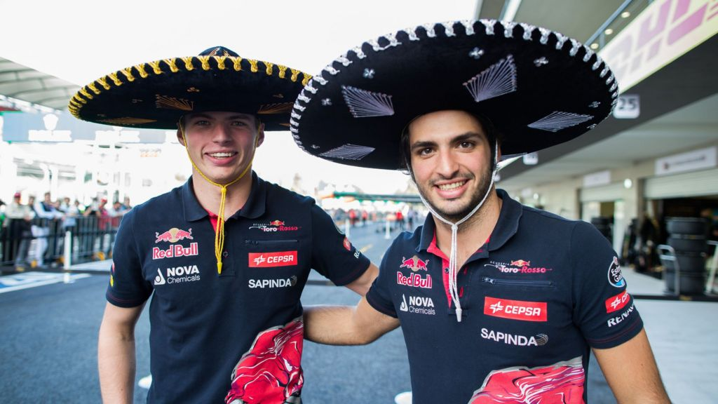 Formula 1 goes back to the future in Mexico - BBC News