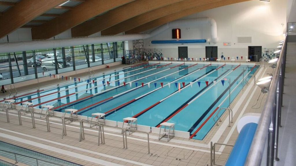 afan lido replacement opens to public six year after fire bbc news