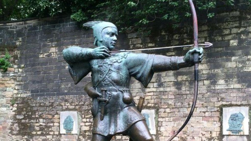 Image result for robin hood sculptures