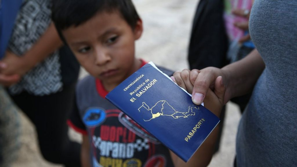 Barack Obama's migrant plan taken up by US Supreme Court - BBC ...