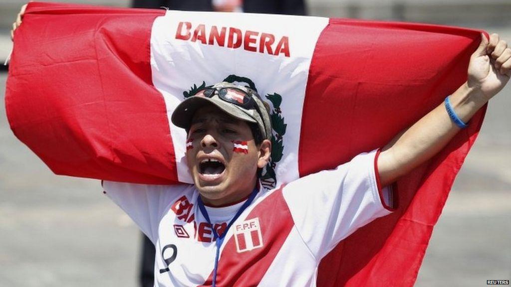Chile and Peru in border spat over La Yarada-Los Palos area - BBC ...