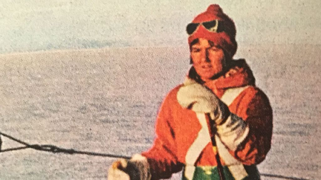 Skier and climber Myrtle Simpson awarded Polar Medal