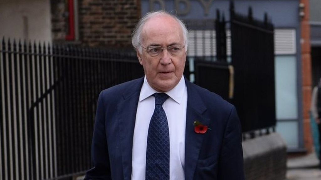 Cameron unlikely to win genuine EU reform - Lord Howard - BBC ...