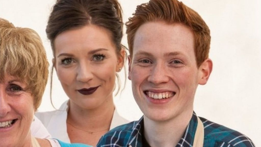 Great British Bake Off: Andrew Smyth's parents speak of ...