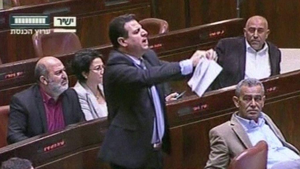Israeli Arab anger as parliament backs