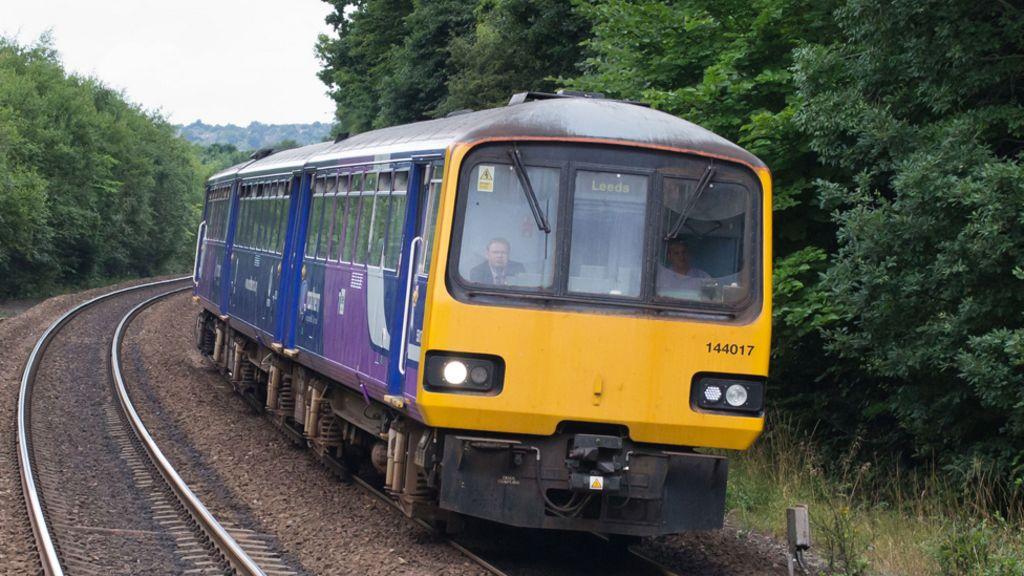 Bbc Wales Train Travel News