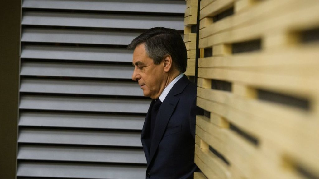 French elections: Beleaguered Fillon hit by fresh scandals