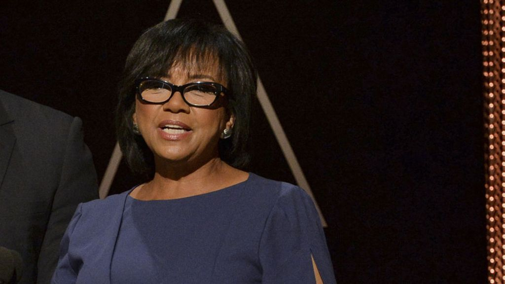 Oscars head acts over lack of nominees' diversity - BBC News