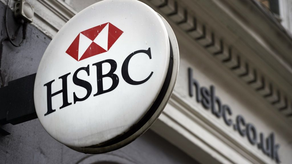 HSBC's profit boosted by cost-cutting and fewer fines - BBC News